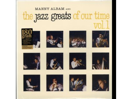 MANNY ALBAM - And The Jazz Greats Of Our Time Vol. 1 (LP)