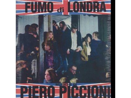 PIERO PICCIONI - Fumo Di Londra - OST (LP)