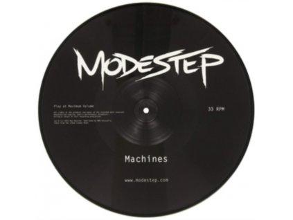 "MODESTEP - Machines (12"" Vinyl)"