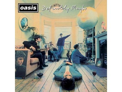 OASIS - Definitely Maybe (Remastered Edition) (LP)