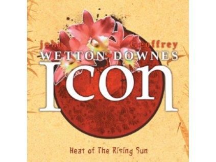 ICON (WETTON AND DOWNES) - Heat Of The Rising Sun (LP)