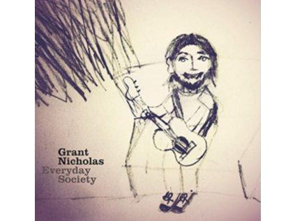 """GRANT NICHOLAS - Everyday Society (7"""" Vinyl)"""