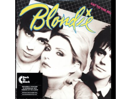BLONDIE - Eat To The Beat (LP)