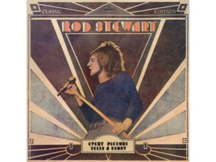 ROD STEWART - Every Picture Tells A Story (LP)