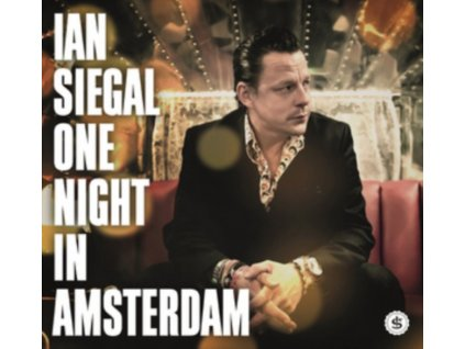 IAN SIEGAL - One Night In Amsterdam (LP)