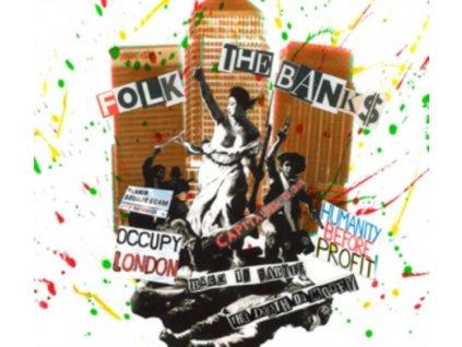 VARIOUS ARTISTS - Folk The Banks (LP)