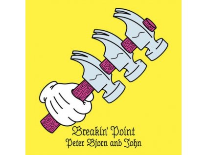 PETER. BJORN AND JOHN - Breakin Point (LP)