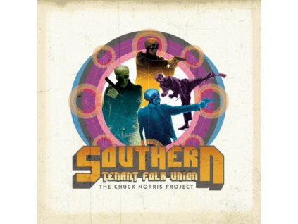 SOUTHERN TENANT FOLK UNION - The Chuck Norris Project (LP)