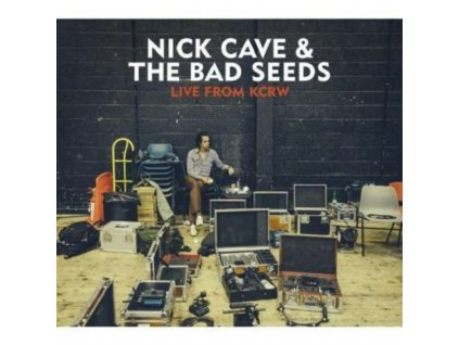 NICK CAVE & THE BAD SEEDS - Live From Kcrw (LP)