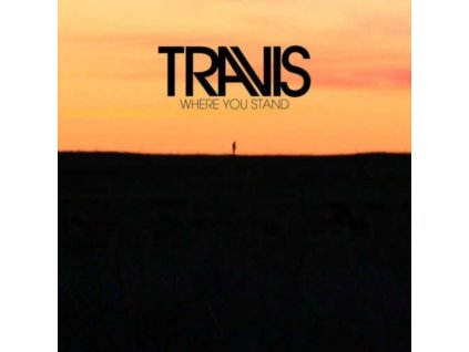 TRAVIS - Where You Stand (LP)