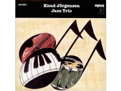 KNUD JORGENSEN/JAZZ TRIO - Knud Jorgensen Jazz Trio (LP)