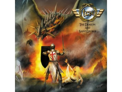 TEN - The Dragon And Saint George (LP)