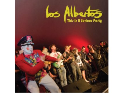 "LOS ALBERTOS - Fall From Grace Ep (12"" Vinyl)"