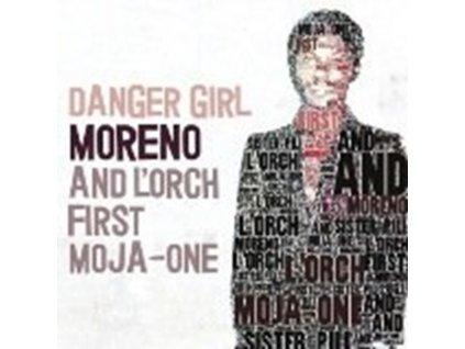 """MORENO BATAMBA - Danger Girl (10"""" Vinyl)"""