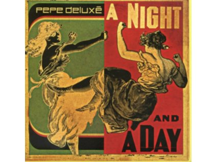 """PEPE DELUXE - A Night And A Day Single (7"""" Vinyl)"""