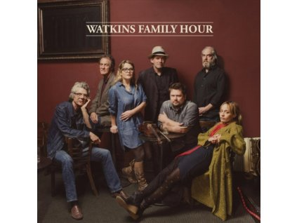 WATKINS FAMILY HOUR - Watkins Family Hour (LP)