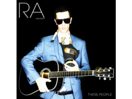 RICHARD ASHCROFT - These People (LP)