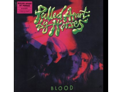 PULLED APART BY HORSES - Blood (LP)