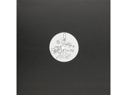 "ULRICH TROYER - Deadlock Versions (12"" Vinyl)"
