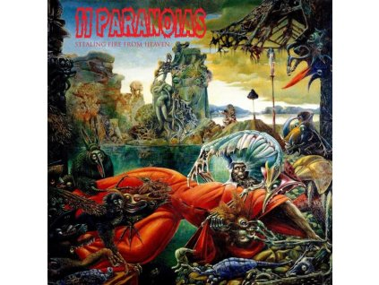 11 PARANOIAS - Stealing Fire From Heaven (LP)