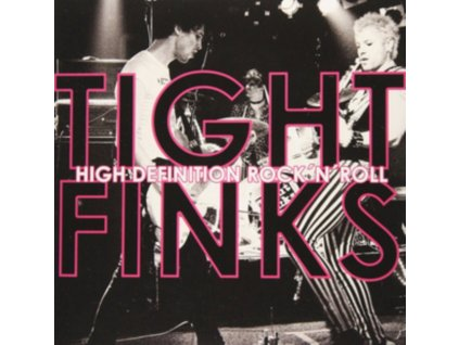 "TIGHT FINKS - High Definition Rock N Roll (7"" Vinyl)"