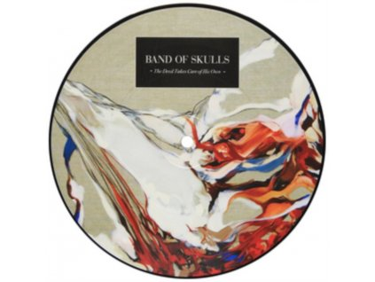 """BAND OF SKULLS - The Devil Takes Care Of His Own (7"""" Vinyl)"""