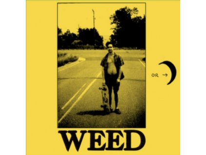 """WEED - Thousand Pounds / Turret (7"""" Vinyl)"""