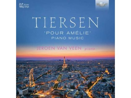 JEROEN VAN VEEN - Tiersen: Piano Music (LP)