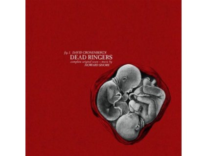 HOWARD SHORE - Dead Ringers - Ost (LP)