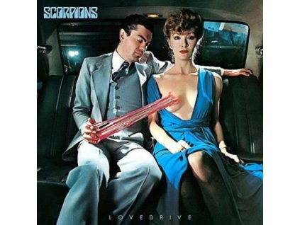 SCORPIONS - Lovedrive (50th Anniversary Deluxe Edition) (LP)
