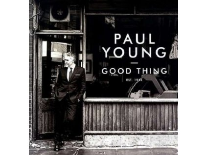 PAUL YOUNG - Good Thing (LP)