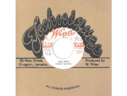 "TOMMY MCCOOK & KARL BRYAN - Cool Stick / Diversion (7"" Vinyl)"