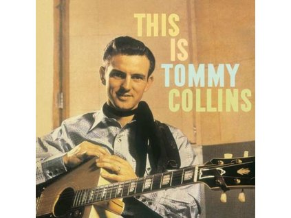 TOMMY COLLINS - This Is Tommy Collins (LP)