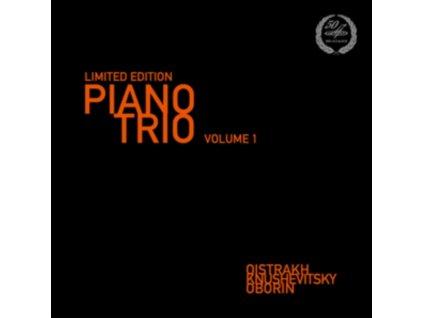 OISTRAKHKNUSHEVITSKYOBORIN - Dvorakpiano Trio Vol 1 (LP)