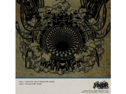 "MANTIS - Collapsizm Ep (12"" Vinyl)"