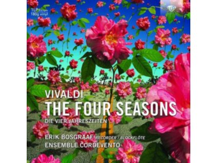 ERIK BOSGRAAF - Vivaldi: Four Seasons (LP)