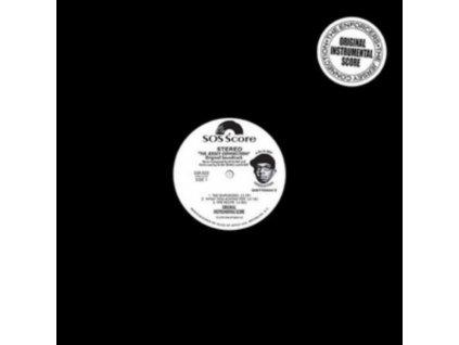 "ENFORCERS KDEF - The Jersey Connection Original Instrumental Score (12"" Vinyl)"