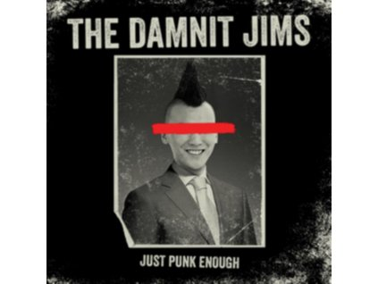 DAMNIT JIMS - Just Punk Enough (LP)