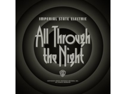 IMPERIAL STATE ELECTRIC - All Through The Night (LP)