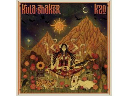 KULA SHAKER - K2.0 (New Version Featuring 2Styx) (LP)