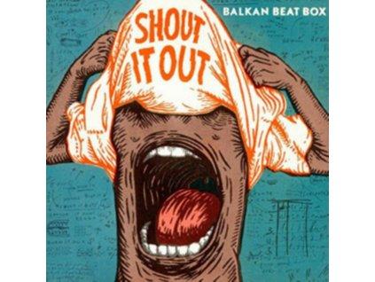 BALKAN BEAT BOX - Shout It Out (LP)