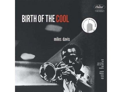 MILES DAVIS - Birth Of The Cool (LP)