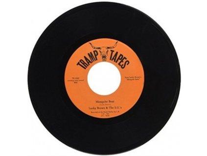 "LUCKY BROWN - Mesquite Beat (7"" Vinyl)"