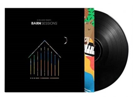 VARIOUS ARTISTS - Barn Sessions (LP)