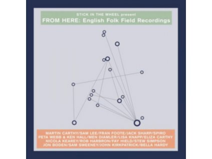 STICK IN THE WHEEL - From Here: English Folk Field Recordings (LP)