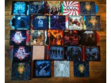 """ANTHRAX - For All Kings (7 Box Set"""" Vinyl)"""