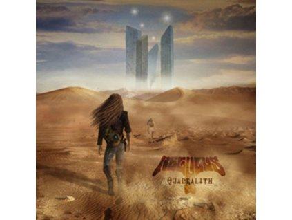 REGULUS - Quadralith (LP)