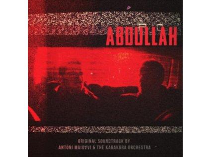 ANTON MAIOVVI - Abdullah (LP)