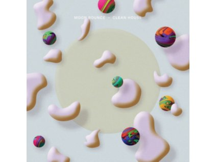MOON BOUNCE - Clean House (LP)