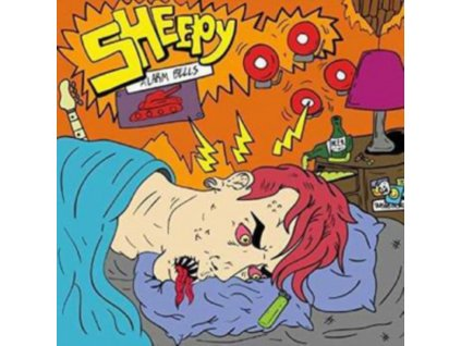 SHEEPY - Alarm Bells (LP)